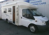 CAMPING CAR OCCASION CHAUSSON FLASH 12